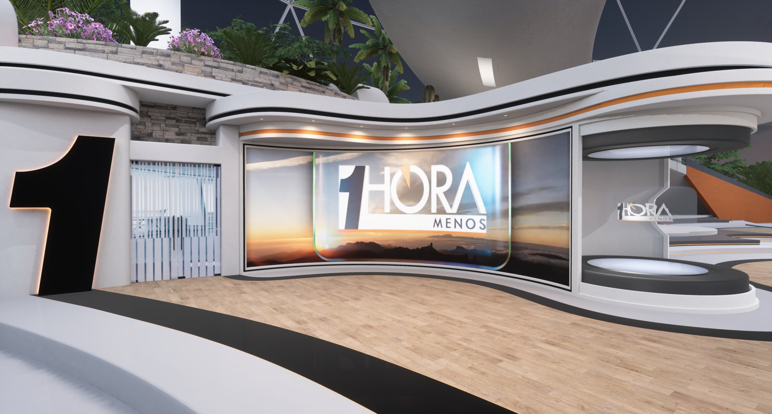 Case Study: VideoReport Canaria harnesses Pixotope® to drive Virtual Production