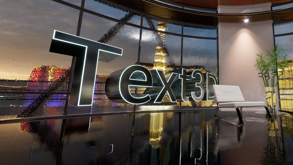 Text3D